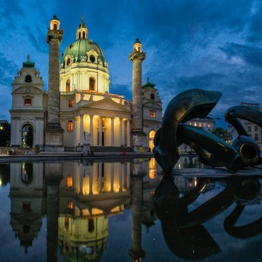 City Break in Viena, Austria