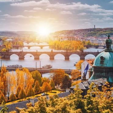 City Break in Praga, Cehia