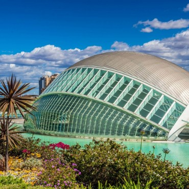 City Break in Valencia, Spania