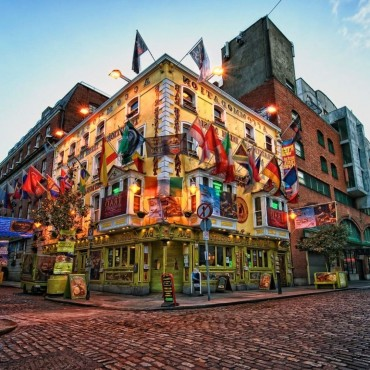 City Break in Dublin, Irlanda