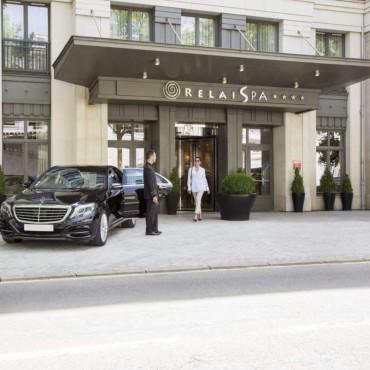 Hotel Relais Spa Chessy Val...