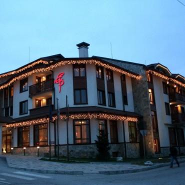 Hotel Evelina Palace ☆☆☆☆