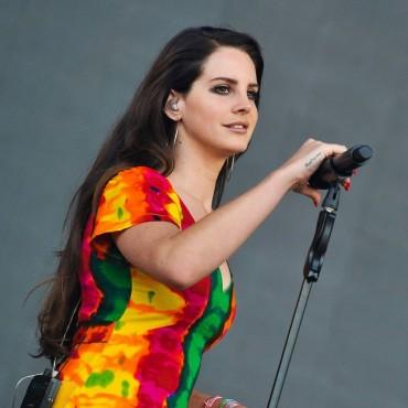 Concert Lana Del Rey la...