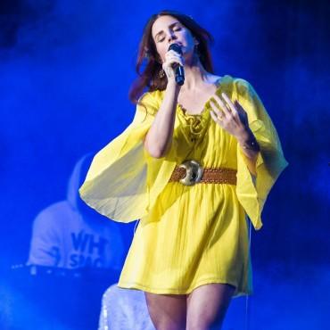 Concert Lana Del Rey la Berlin