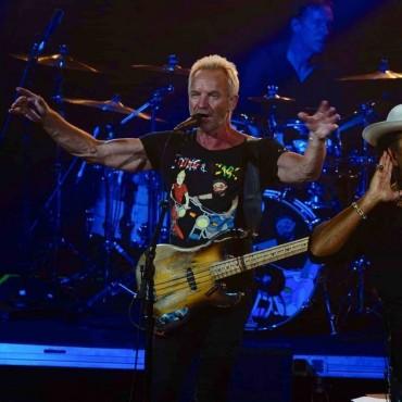Concert Sting la Berlin