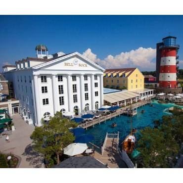 Hotel Bell Rock, Europa...
