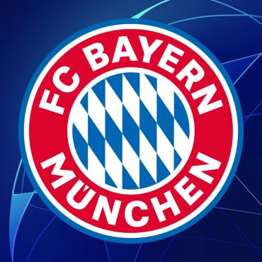 Bayern Munchen In Champions...