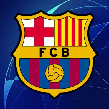 FC Barcelona in Champions...