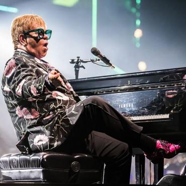 Concert Elton John la Paris