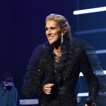 Concert Celine Dion la...