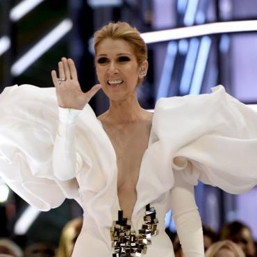 Concert Celine Dion la Paris