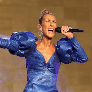 Concert Celine Dion la Munchen