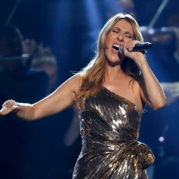 Concert Celine Dion la Londra