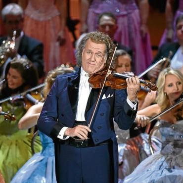 Concert Andre Rieu la Viena