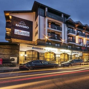 Hotel MPM Bankso Spa &...