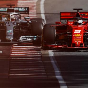 Marele Premiu de Formula 1...