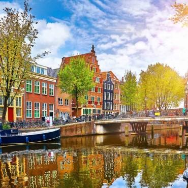 City Break in Amsterdam,...
