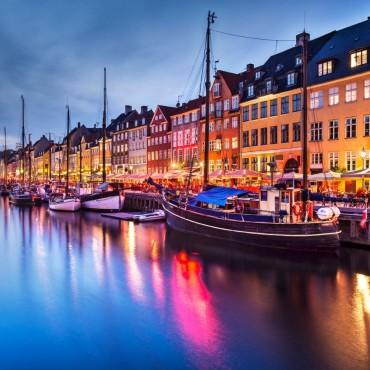 City Break in Copenhaga,...