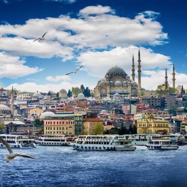 City Break in Istanbul, Turcia