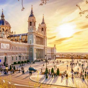 City Break in Madrid, Spania