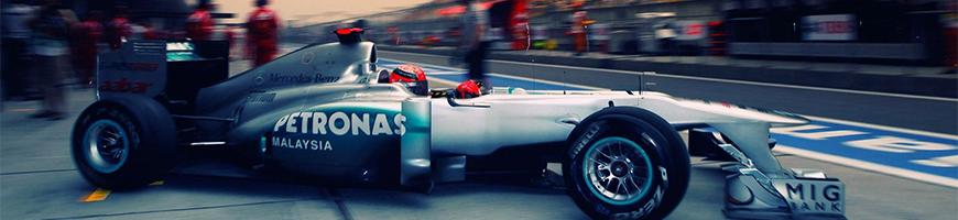 Bilete Formula 1 - Etape din Campionatul Mondial de Formula 1 - parte dintr-un pachet turistic personalizat