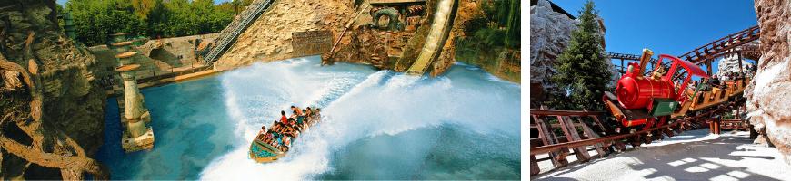 Oferte Sejur Gardaland - Italia   Gardaland este cel mai mare parc de distractii din Italia