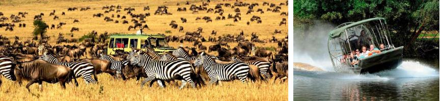 Oferte sejur Serengeti Park Germania | Cel mai mare Safari Park din Europa!