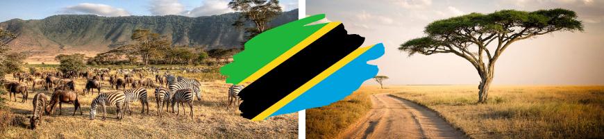 Oferte Sejur Exotic Tanzania | Relaxeaza-te in destinatii exotice