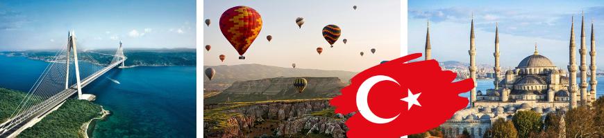 Vacanta in Turcia | Oferte Sejur Charter Avion Turcia