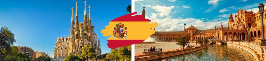 Vacanta in Spania | Oferte Sejur Charter Avion Spania