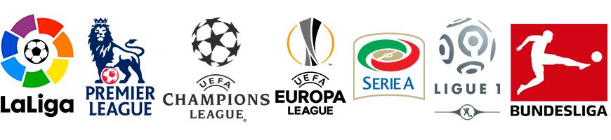 Cazare si bilete la meciuri din Champions League, Premier League, Serie A, Primera Division/La Liga, Bundesliga, Ligue 1, Europa League, Fotbal International.